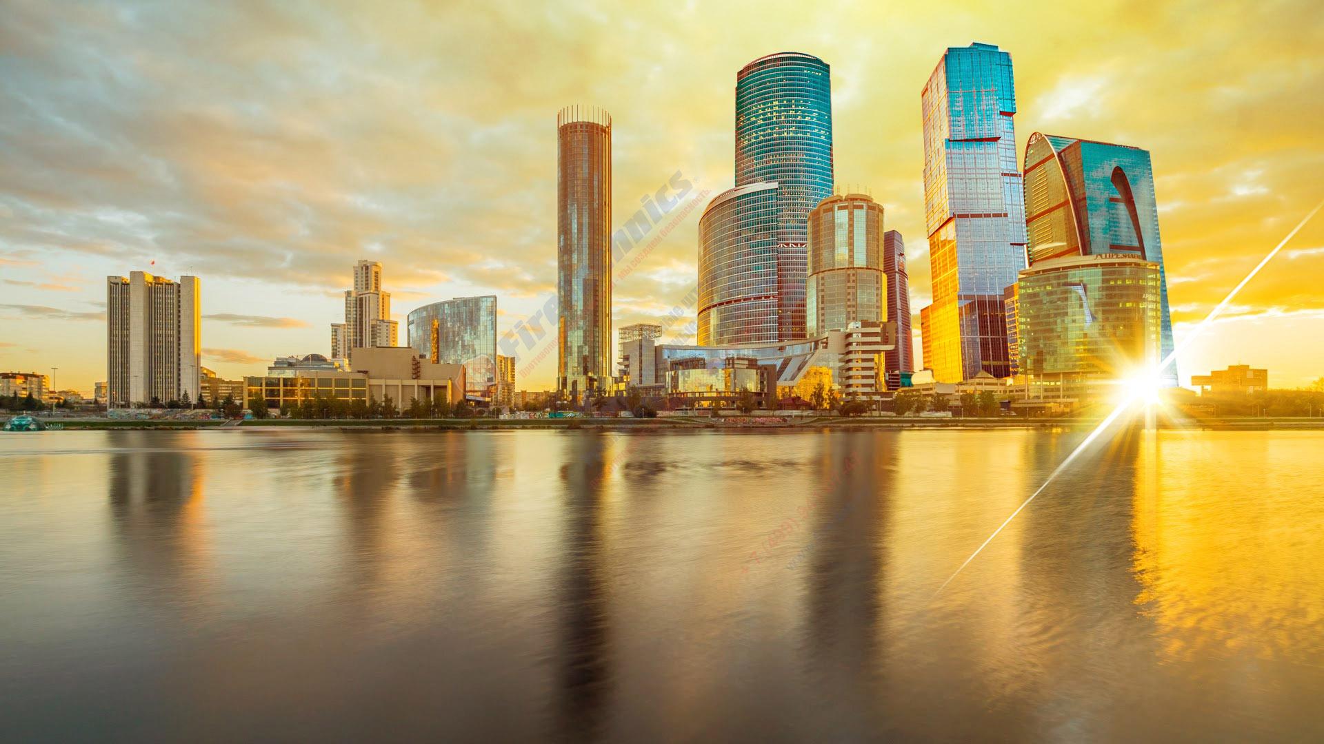 Противопожарные ворота в городах России, Екатеринбург
