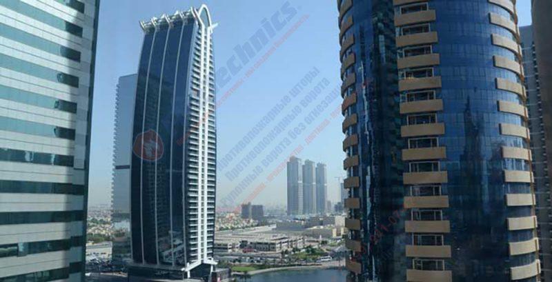 Дубай: краткая история борьбы города с пожарной безопасностью
